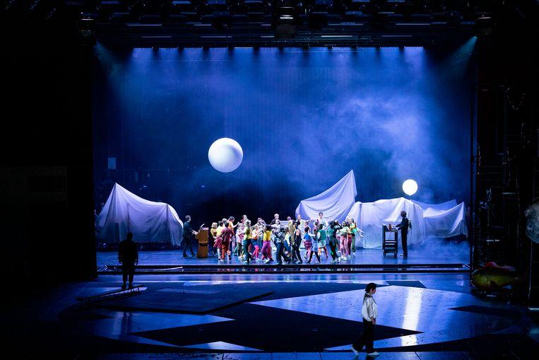 Faust (Working Title) bij De Nationale Opera. Beeld Michel Schnater