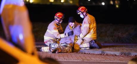 Frontale botsing in Zutphen: slachtoffer moet 30 minuten wachten op ambulance