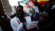 Regerende partij  in Zimbabwe rijft absolute meerderheid binnen in assemblée