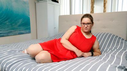 """Hot Marijke stapt naar raad van state: """"Eerst coronavaccin, dan weer seks"""""""