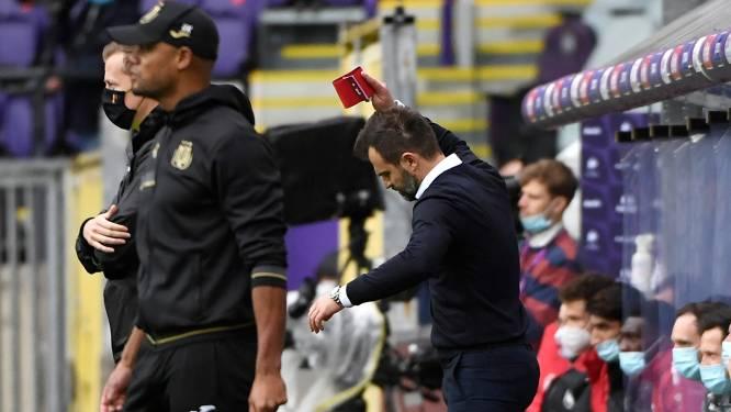 """""""En toch. We waren dominant in Anderlecht. Dat gebeurt niet vaak dat een ploeg dát doet, denk ik"""""""