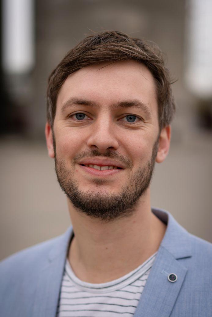 Rik Compagne is beoogd wethouder in Meierijstad.