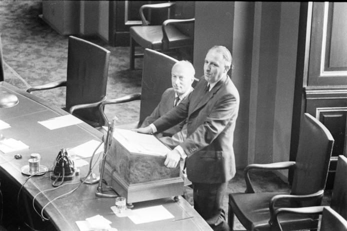 Henk van Rossum in 1968