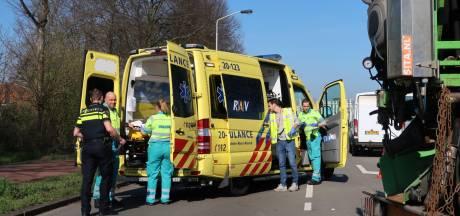 Fietsster gewond na ongeluk in Breda, omstanders bieden hulp