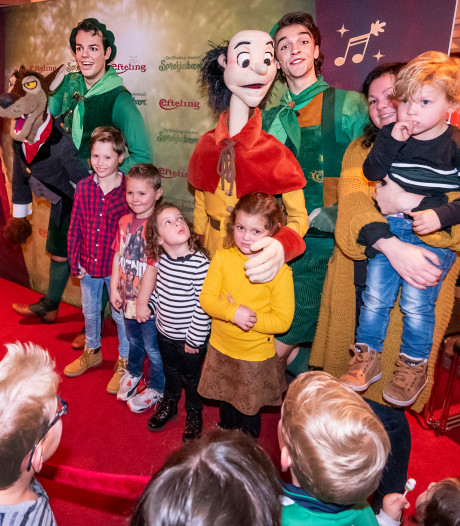 Een kinderwens komt uit: Osse Jessie speelt eindelijk in Sprookjesboom