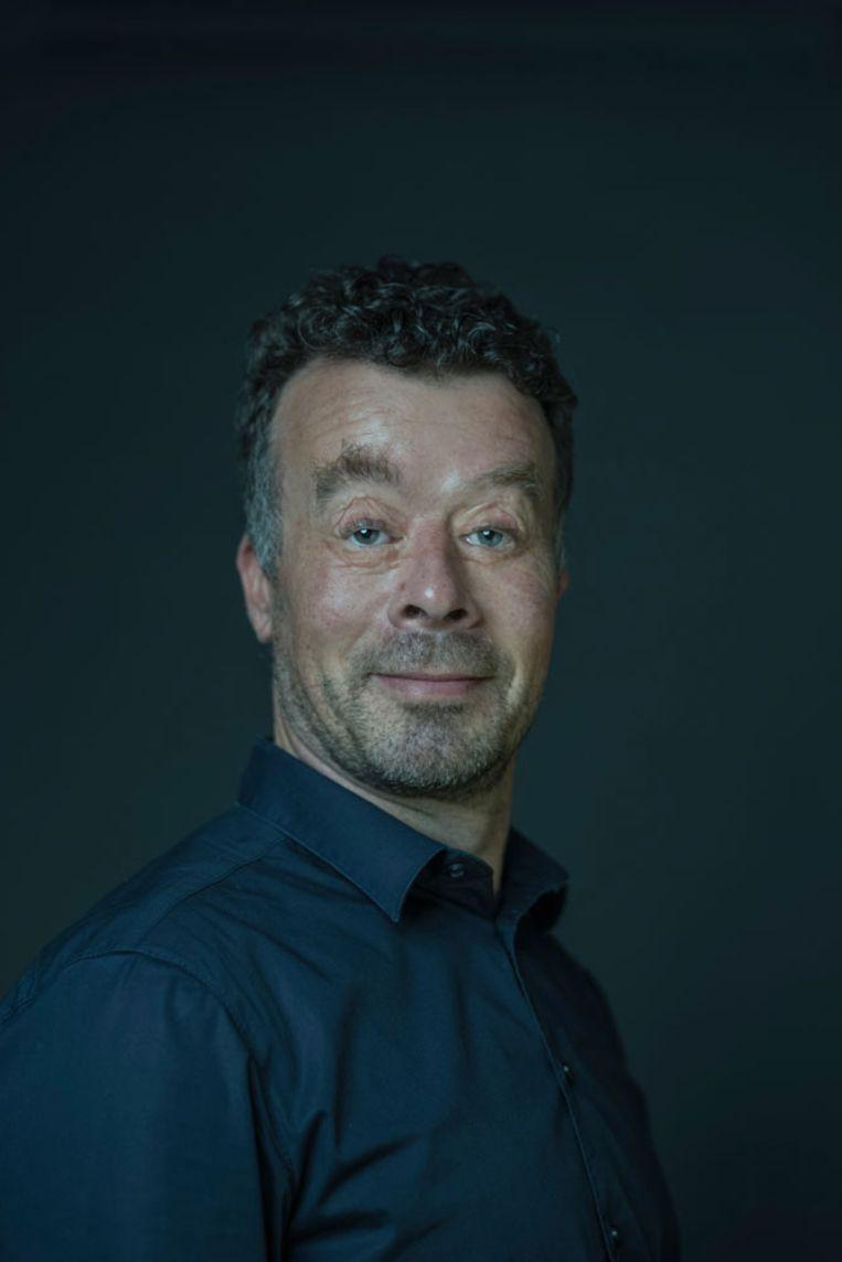 Onderzoeker Michiel van Slobbe Beeld