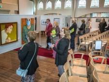 Kunsttentoonstelling in Eerbeek ter ere van schilder Jan Mankes: 'Niet dat er een echte hangt, die verzekering kunnen wij niet betalen'