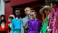 Gucci haalt alles uit de (verkleed)kast in Parijs