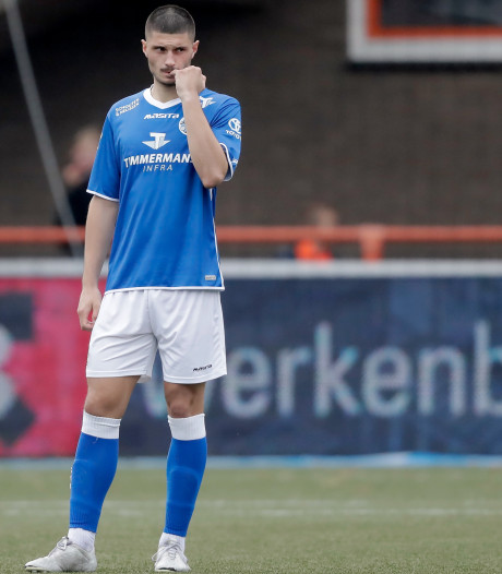 Velkov vraagteken bij FC Den Bosch