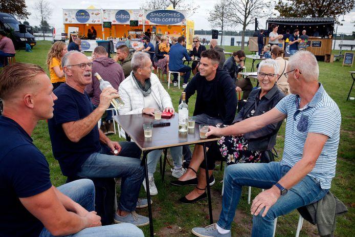 Het Foodtruckestival Tjoeke Tjoeke Food Food in Gorinchem.