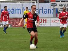 Doetinchems talent Dani Pollmann in herkansing bij De Treffers