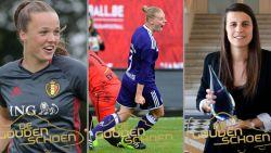 """Anderlecht levert drie genomineerden bij Gouden Schoen voor vrouwen: """"Bij winst springen we uit een vliegtuig"""""""