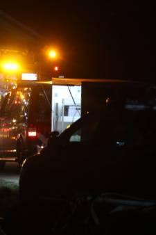 Brand uitgebroken in koeienstal bij Markelo, dieren in put gevallen