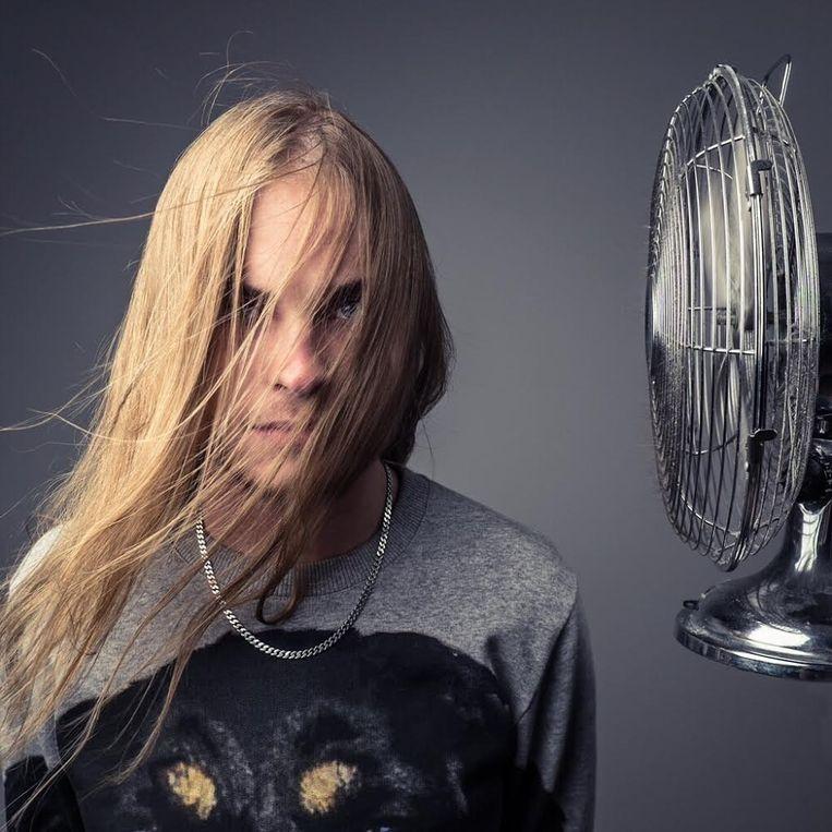 Portret Donnie Beeld Joël Frijthoff