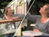 Marieke heeft een patent op 'schattige caravans'