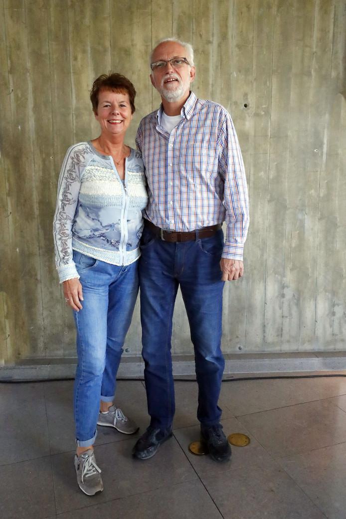 Yvonne en Frank Vaes uit Veldhoven.