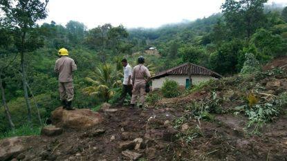 Twaalf doden door noodweer  in Midden-Amerika