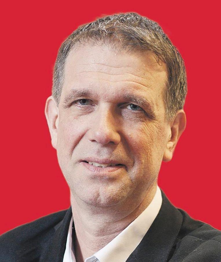 Hoogleraar woningmarkt Peter Boelhouwer Beeld -