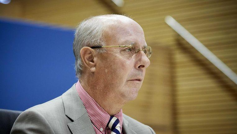 Hubert Möllenkamp. Beeld anp