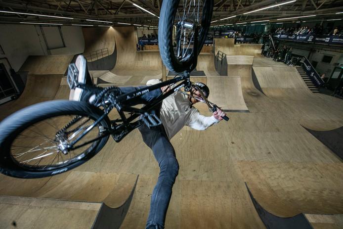 Eindhoven  NK BMX Tom van den Bogaard