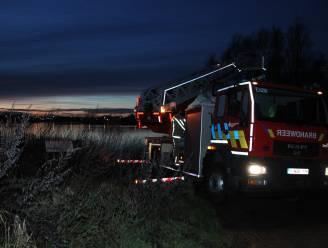 Brandweer uren in de weer om mazoutvervuiling aan Zillebeekse Vijver in te dammen