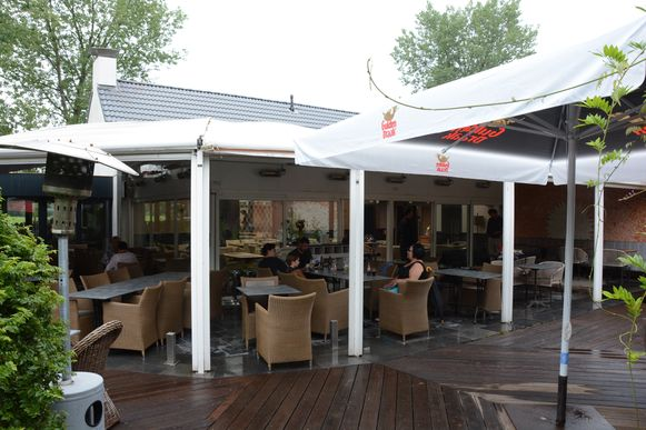 De Boshoeve is met 280 plaatsen één van de grootste brasserieën in de regio.