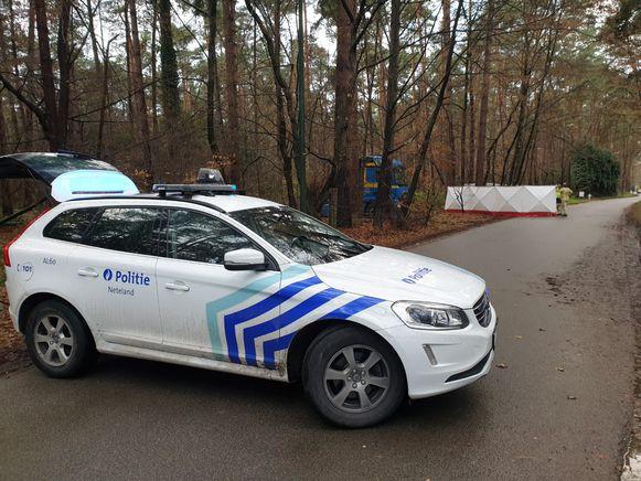 De Molenbaan in Vorselaar werd volledig afgesloten voor het verkeer