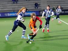 Vrouwen Oranje-Rood in slotfase voorbij HDM