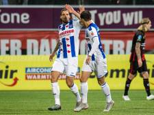 Sterk Excelsior geeft ook tegen Heerenveen winst nog uit handen