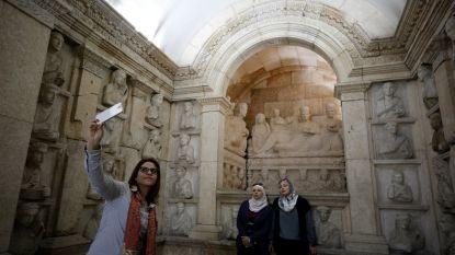 Historisch moment: Nationaal Museum van Syrië opent na 7 jaar oorlog weer de deuren