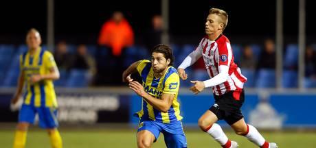 LIVE: Gudmundsson zet Jong PSV op 3-2