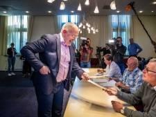 'Spitzenkandidat' Frans Timmermans stemt in Heerlen