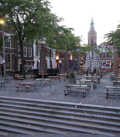 Binnenstad maakt zich klaar voor de 1,5 metersamenleving