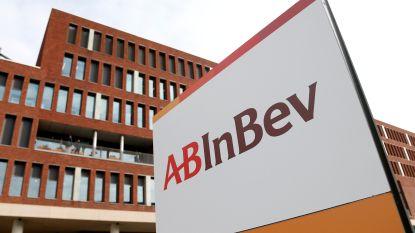 Aandeel AB InBev 8% lager na halvering dividend