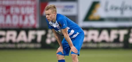 Rick Dekker (22) tekent bij en verbindt zich tot 2020 aan PEC Zwolle