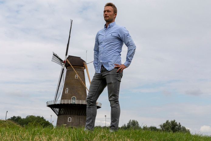 Voor Hans Keller (33) was het kampioenschap in 2F met Almkerk een perfect moment om te stoppen.