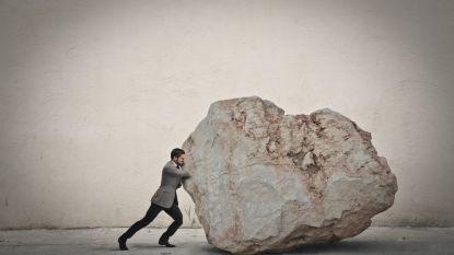 Wie 'afziet' op het werk, mag vroeger op pensioen