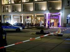 Voetganger omgekomen na aanslag met auto in Heidelberg