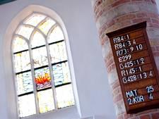 Kerken Dussen en Geertruidenberg in 2018 dicht
