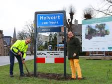 Welkom en tot ziens in Helvoirt: voortaan mét gemeente Vught