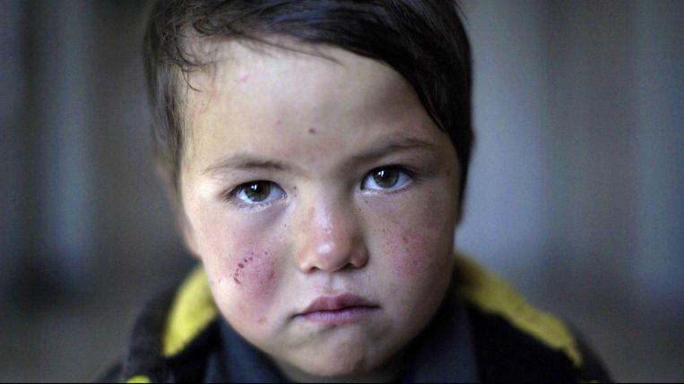 Beelden uit Kabul, City in the Wind: de kleine Benjamin. Beeld webupload