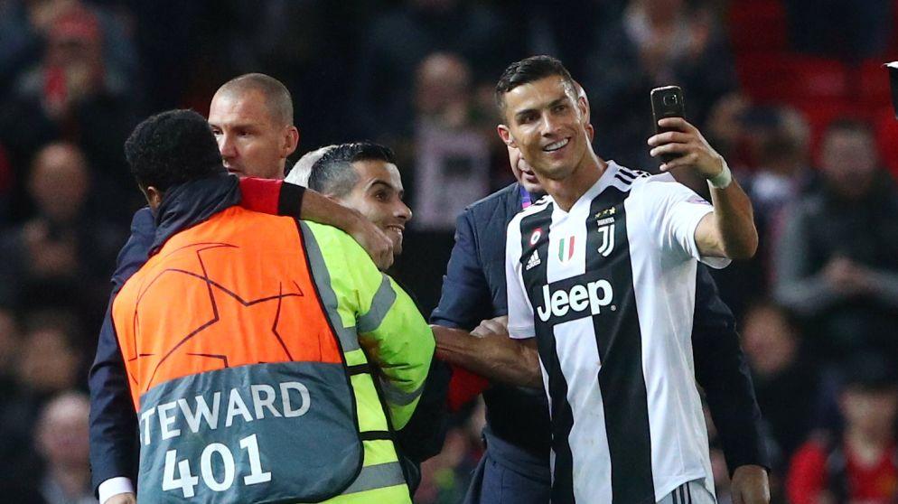 Onze man op Old Trafford ziet hoe Ronaldo groter is geworden dan de club waar hij groot werd