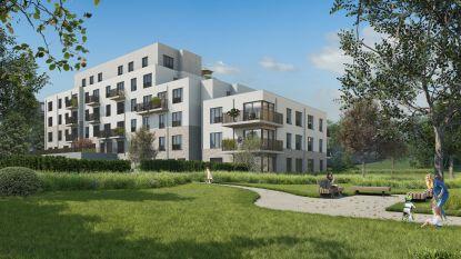 Sint-Agatha-Berchem krijgt 101 milieuvriendelijke appartementen met park