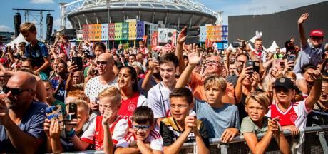 Ajax vindt geen alternatieve datum voor Open Dag