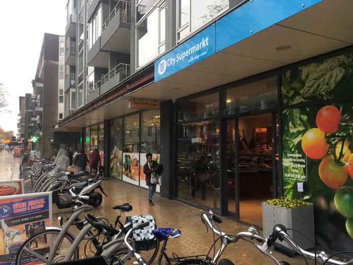 Aan de Hofstraat in Apeldoorn is de City Supermarkt opengegaan.