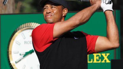Woods bereikt nieuwe mijlpaal met eindzege op Zozo Championship