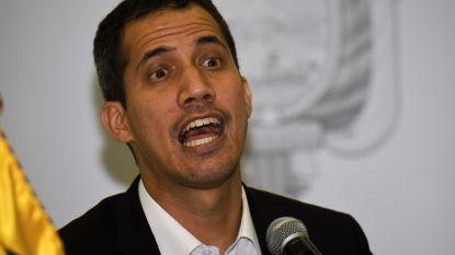 """Guaido keert morgen terug en roept op tot protest. EU waarschuwt Maduro: """"Arresteer hem niet"""""""