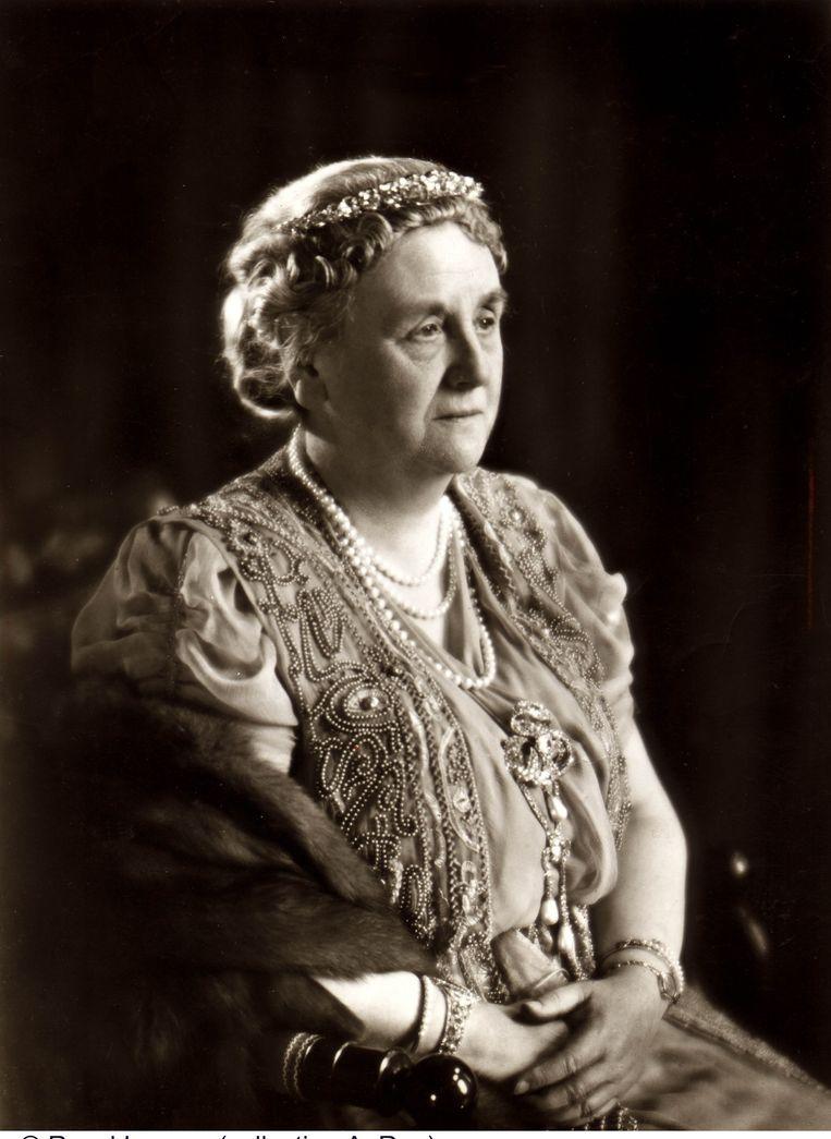 Koningin Wilhelmina rond 1948. Beeld ANP