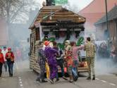 Wagens met te hoge decibellen ontsieren de optocht in Megen