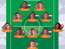 Vier Nederlanders in beste team Nations League